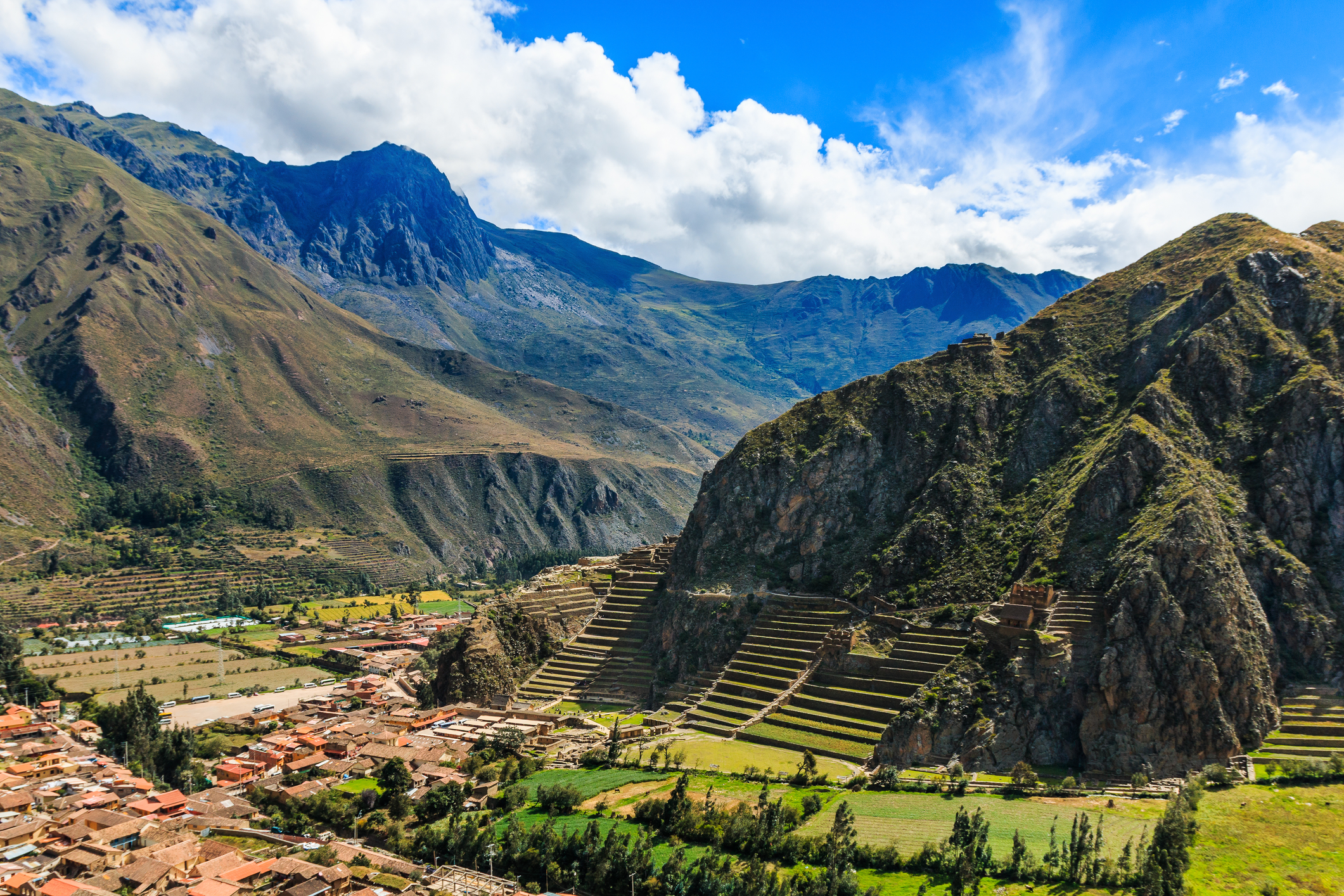Spiritual Retreat Peru | John Whitehorse